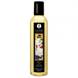 Shunga Erotic Massage Oil Serenity - Monoi 250ml