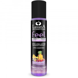 Luxuria Feel Tutti Fruti Water Based Lubricant 60ml