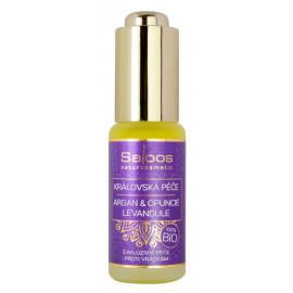 Saloos Royal Care 100% Bio Argan & Prickly Pear & Lavender 20ml