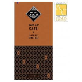 Michel Cluizel Noir 60% Café 70g