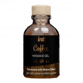 intt Massage Gel Coffee 30ml