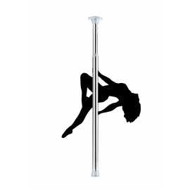 Ouch! Dance Pole Silver