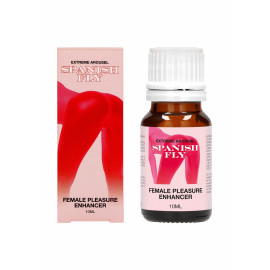 Pharmquests Spanish Fly Female Pleasure Enhancer 10ml