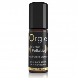 Orgie Sexy Vibe! Electric Fellatio Vibrating Gloss 10ml