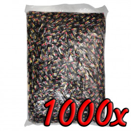 SICO Red Strawberry 1000 pack