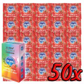 Skins Strawberry 50 db