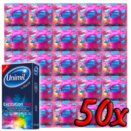 Unimil Excitation Max 50ks
