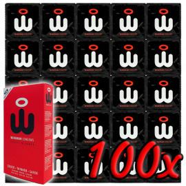Wingman Condoms 100 pack