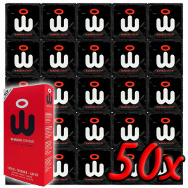 Wingman Condoms 50 pack