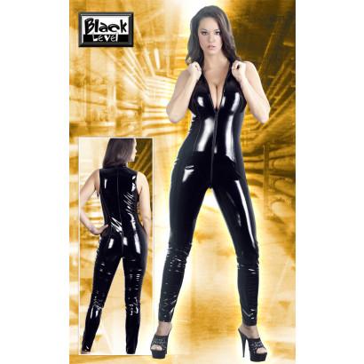 Black Level Vinyl Jumpsuit 2850648