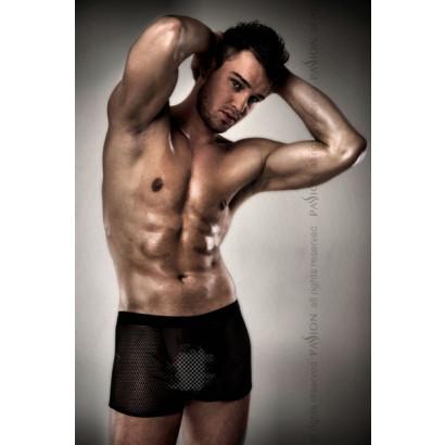 Passion 004 Short - Férfi boxer Fekete