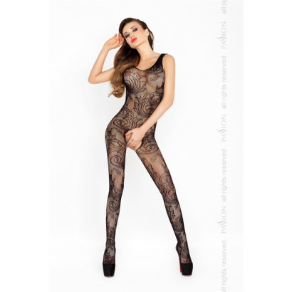 Passion Bodystocking BS020 Fekete