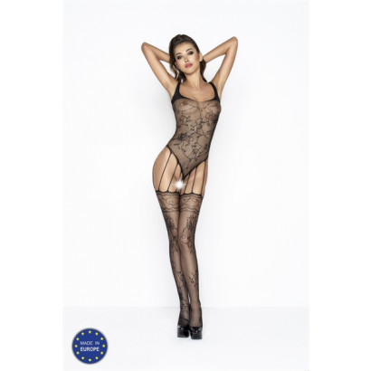 Passion Bodystocking BS034 Fekete