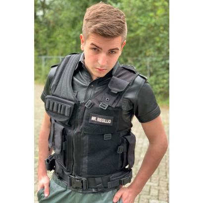 Mr Riegillio Utility Vest